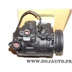 Compresseur de climatisation First A/C 115015 49232 pour BMW serie 3 E90 E91 E92 E93 325D 330D 325 330 D diesel poulie 4 gorges