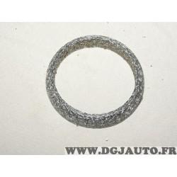 Joint bague metallique acier tuyau echappement Walker 80168 pour mercedes classe C E V CLC viano vito W202 W203 W210 W211 CL203