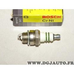 Bougie allumage Bosch WS7F 0241235567 pour moto motocycle velomoteur tondeuse tronconneuse debroussailleur