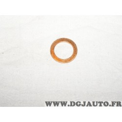 Joint bouchon vidange carter huile Elring 339.580 pour alfa romeo 145 146 147 155 156 159 166 4C brera giulietta GT GTV mito spi