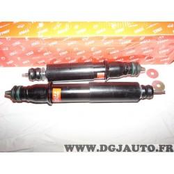 Paire amortisseurs suspension arriere pression huile TRW JHS206T pour citroen C15 peugeot 305
