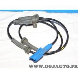 Capteur ABS vitesse de roue arriere ATE 24.0711-5135.3 360108 pour peugeot 206 dont SW