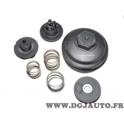 Kit couvercle boitier filtre à huile STC T403841 pour audi A2 A3 A4 A6 TT ford galaxy seat alhambra altea arosa cordoba 2 II ibi
