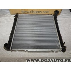 Radiateur refroidissement moteur Nissens 64163 pour suzuki samurai 1.9D 1.9 D diesel de 1998 à 2004